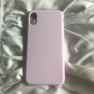Accessories - Heyday Silicone iPhone X Case